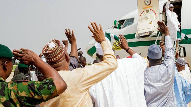 Africa is leaving Nigeria behind