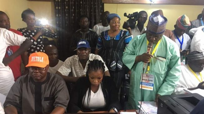 How Osun APC members picked governorship candidate