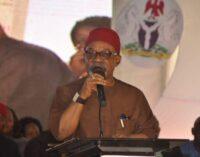 Ngige apologises to Lawan over Keyamo's outburst on 774,000 jobs