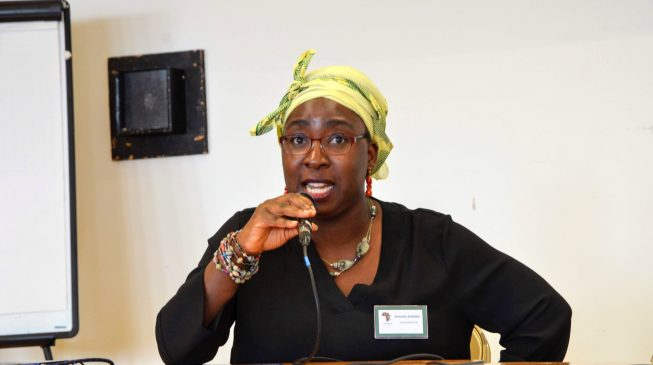 FACE: How Nigeria's Foluke Adebisi is driving a Pan-African agenda in the UK