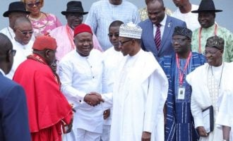 Buhari promises to look into 13 percent derivation for oil states