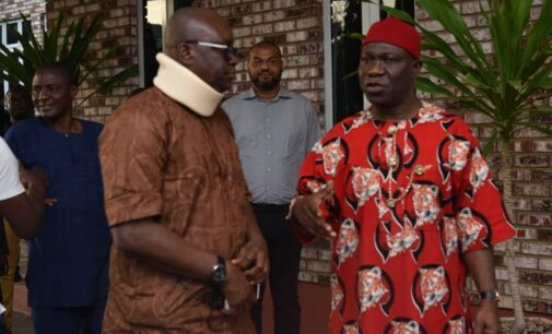 Ekweremadu: How 200 security operatives held me hostage for over six hours