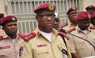 We've not shortlisted candidates for recruitment, says FRSC