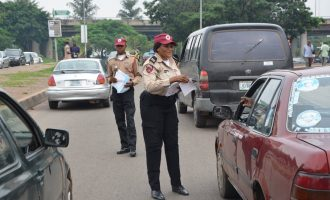 From June, FRSC may withdraw driver's licence of traffic offenders
