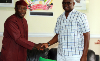 Fayose's letter to EFCC is a decoy, says Fayemi's spokesman
