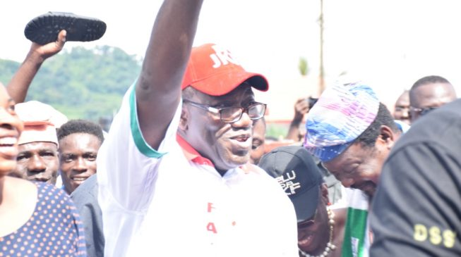 Supreme court upholds Fayemi's election