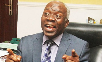 'FG not committed to anti-graft war' — Falana reacts to CCB on Buhari's assets