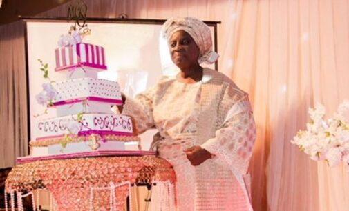 Celebration of RCCG's Mummy GO at 70