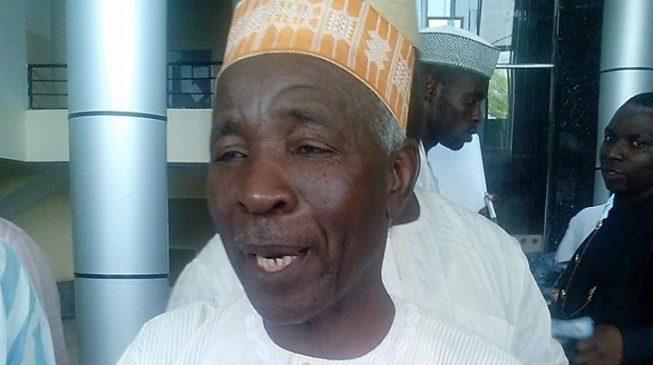 Those running away from Buhari are honest, says Galadima