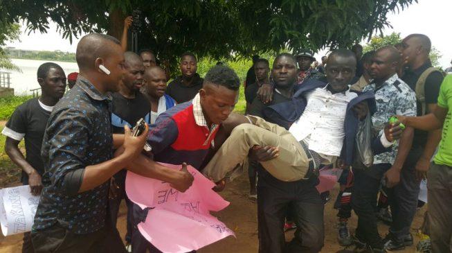 Gunshots as police, peace corps clash in Abuja