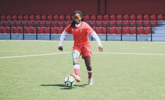 Super Falcons star Uchendu joins Braga from Rivers Angels