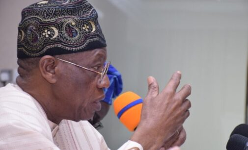 Lai: FG not aware of $875m arms deal reportedly blocked by US lawmakers