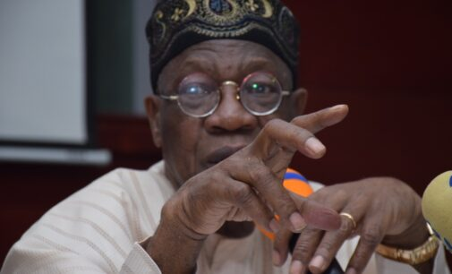 Lai: Nigeria won't become a failed state — FT editorial jaundiced