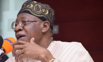 Lai on 2019: Nigerians are not going back to Egypt