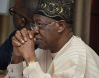Lai: We remain at Boko Haram's mercy because Nigeria is denied weapons