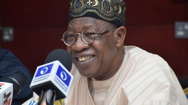 Lai: Nigeria becoming tourist destination due to policies of Buhari govt