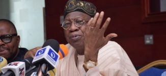Lai Mohammed: Some Nigerians can't recite the national anthem