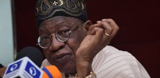 Lai to Obasanjo: Buhari will floor your candidate in 2019