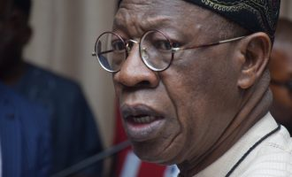Lai: Those criticising Buhari over Onnoghen are hypocrites