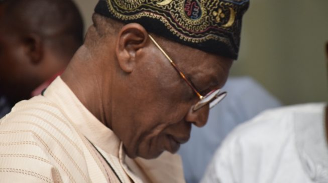 Boko Haram: Buhari speaks with murdered Hauwa Liman's family