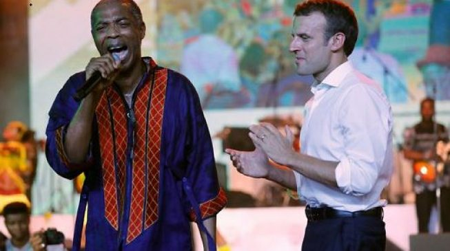 Macron, Russia 2018 and renascent Africa