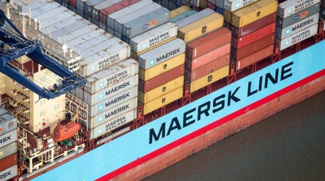 NPA lifts suspension on Maersk, Cosco