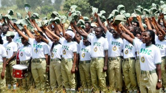 NYSC DG and graduates that can't recite alphabets