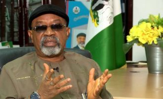 'Politicians won't stop entertaining us' — reactions to Ngige/Faleke drama at house of reps