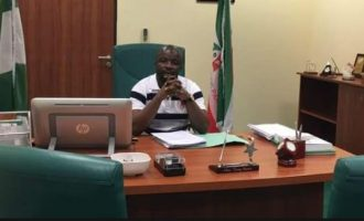 'We are resolving the issue' — Tony Nwulu speaks on journalist accused of defamation