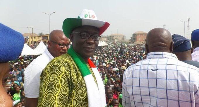 I won the election overwhelmingly, says Fayose's deputy