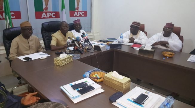 FULL LIST: 'Direct primary in Lagos, indirect in Kaduna' — mode of APC primaries in 36 states
