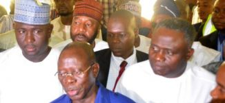 Oshiomhole: I disagree with those saying govt can't afford 'a realistic' minimum wage