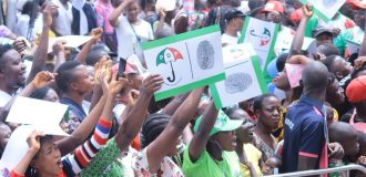 Abia APGA: Police arrested a man with result sheet showing PDP won election