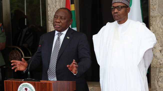 South African president: Criminals behind killing of Nigerians in my country