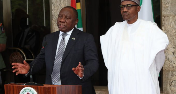South Africa and Nigeria relations post COVID-19