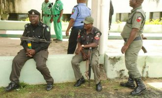 Police chase clerk out of Benue assembly