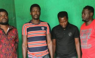 Police sack four SARS operatives for robbery, abduction