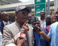 Ortom: How I was rescued when herdsmen attacked me at the farm