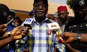 Ortom asks Benue residents to place interest of the state above any factor