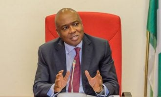 Saraki on poll shift: Nigerians will definitely punish this government