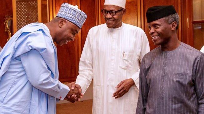 Saraki: My discussion with APC isn't for personal benefit