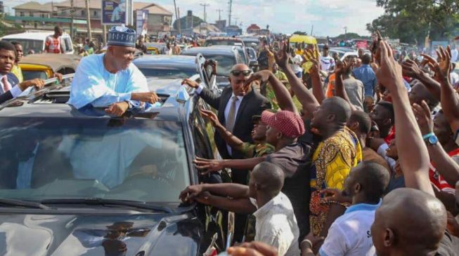 'I believe I can make the change' — Saraki considers running against Buhari