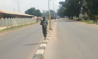 Banks, offices, schools shut in Kaduna over Zakzaky's trial
