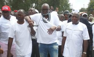Jonathan: Fayose should be given official protection