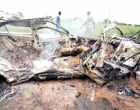One dead, several injured as vehicle rams into Dalung's convoy