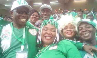 Group sues FG for failing to disclose cost incurred during World Cup