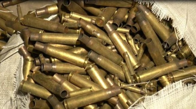 Another cache of ammunition intercepted at Tin Can Port
