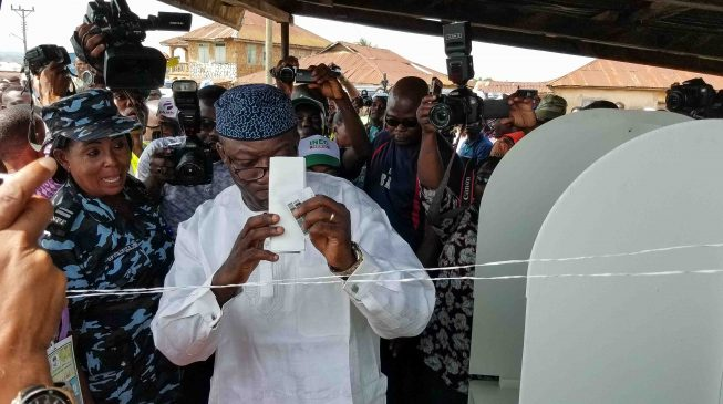 CLOSE-UP: Kayode Fayemi, the comeback kid who lost gracefully in 2014