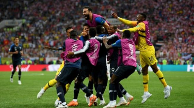 How it went: France wins World Cup in thrilling final
