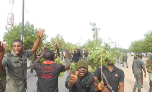 Aggreived policeman: Superior officers hijacked our allowances